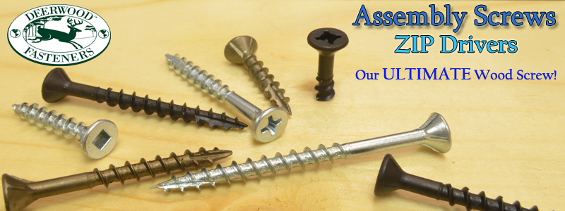 Assembly Screws Zip