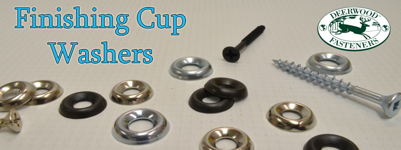 Finishing Cup Washers